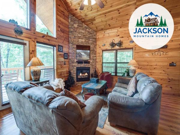 Jackson Mountain Homes Cabin Rentals Walking in the Smokies Lodging